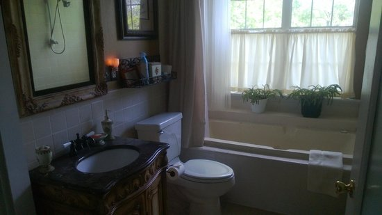 Strickland Arms Bed and Breakfast: Bathroom