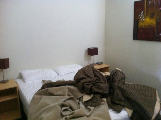 Sovereign Views Apartments : Bed room 2