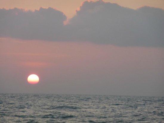 Chantara, Junk Boat: Sonnenuntergang bei Marco bestellt =) 2. Teil