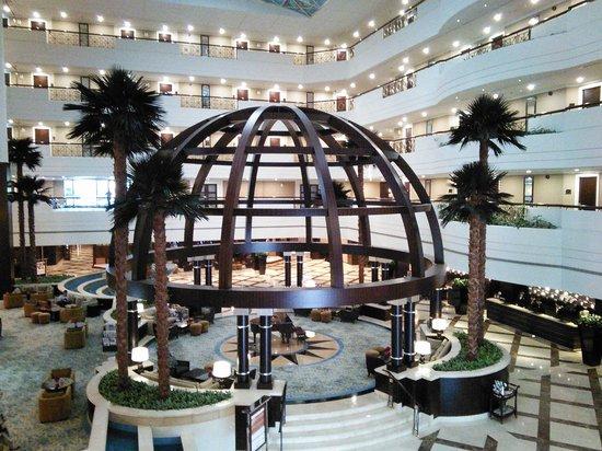 Roda Al Bustan: Lobby