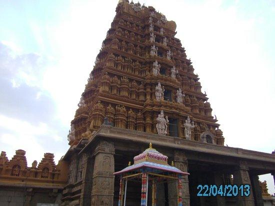 Srikanteshwara Temple: Gopura