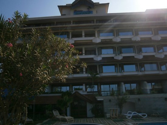 Hindustan Beach Retreat : Hindustan Beach Resort