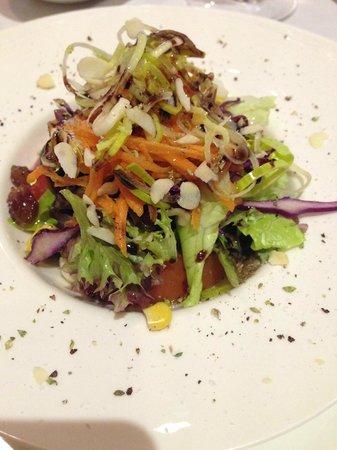 L'Atelier: heerlijke salade