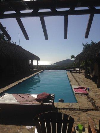 Casa De Olas: The amazing pool