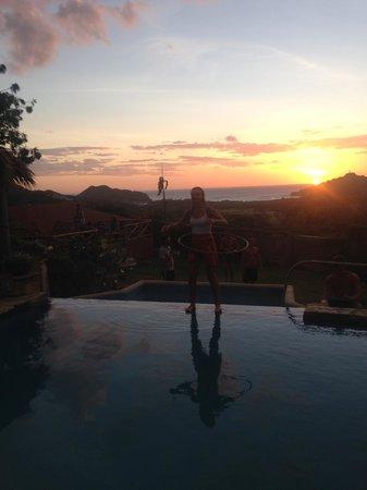 Casa De Olas: Another amazing sunset