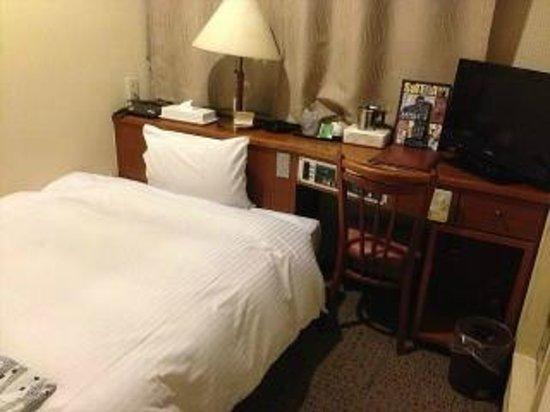 Cent Inn Nibankan: 室内
