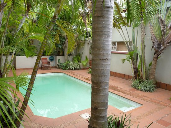 African Peninsula Guest House : another pool