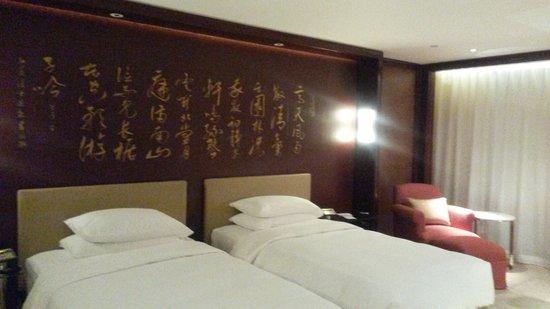 Grand Hyatt Shanghai: Bedroom