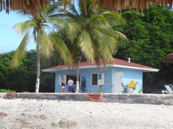 Kenepa Beach: Lanchonete