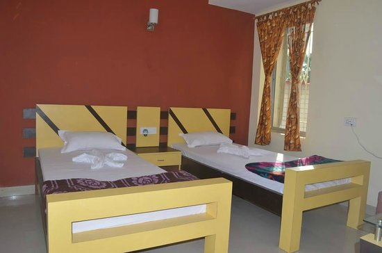 Asansol, India: DOUBLE ROOM