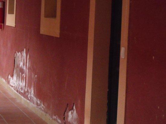 LABRANDA Aloe Club Resort: External wall of room