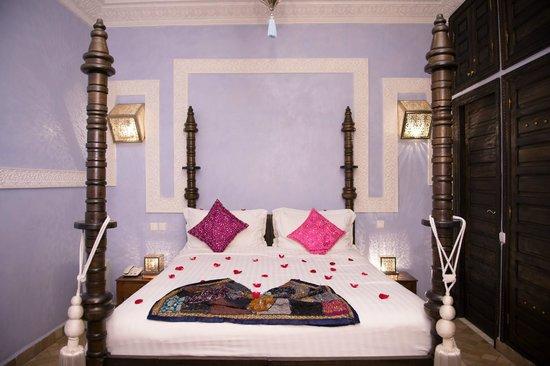 Riad Dar Anika : Zimmer