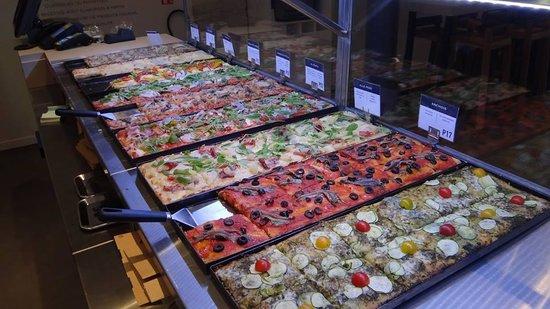 SETTANTA Pizza Gourmet : Une selection de nos pizzas fabriquées sur place !