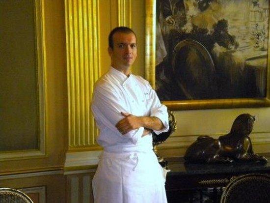 SETTANTA Pizza Gourmet : Notre Chef Ricardo