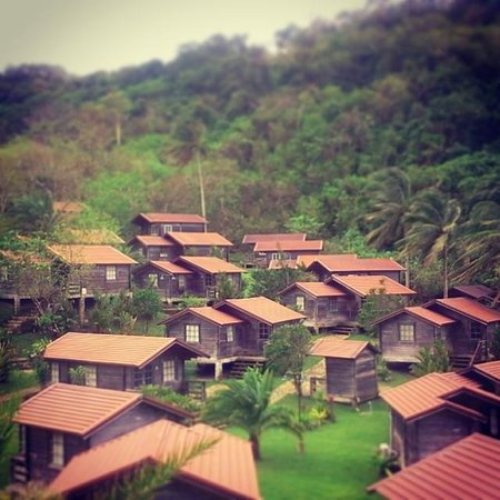 Cabanas at Gota Village Resort