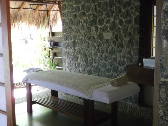 Jicaro Island Ecolodge Granada : spa - fantastic massages