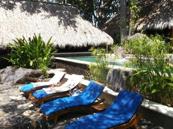Jicaro Island Ecolodge Granada: pretty pool
