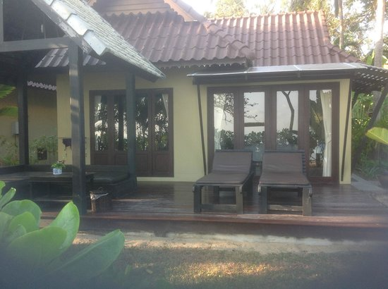 Peace Resort : Beachfront bungalow