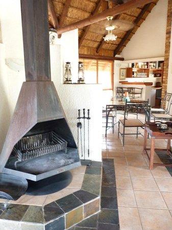 Sable Lodge: main lodge