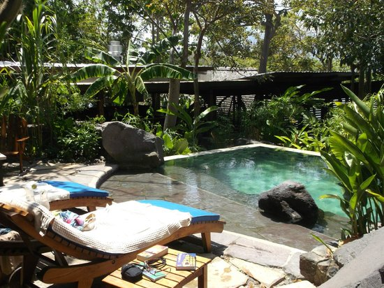 Jicaro Island Ecolodge Granada: pool