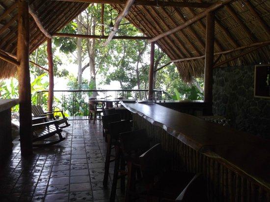 Jicaro Island Ecolodge Granada: bar