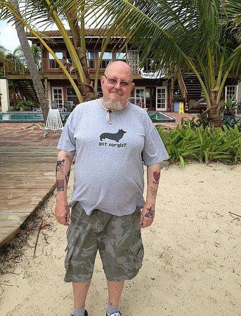 Ambergris Divers Resort: Chillin'