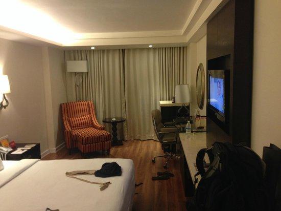 Savera Hotel: My room
