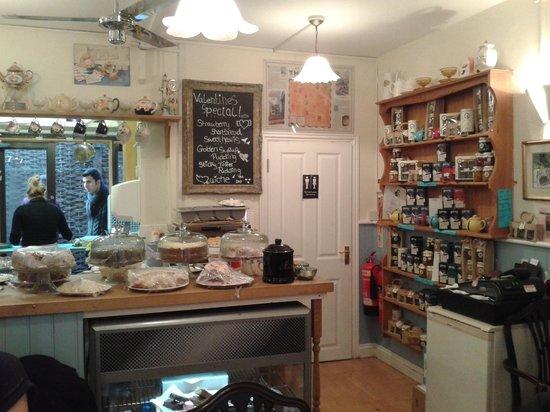 Lyons Tea Rooms That Little Teashop In The Lanes