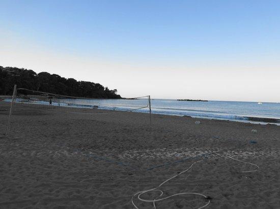Annabella Diamond Spa & Hotel: Пляж