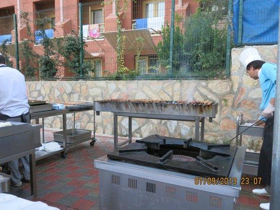 Annabella Diamond Spa & Hotel: Территория отеля