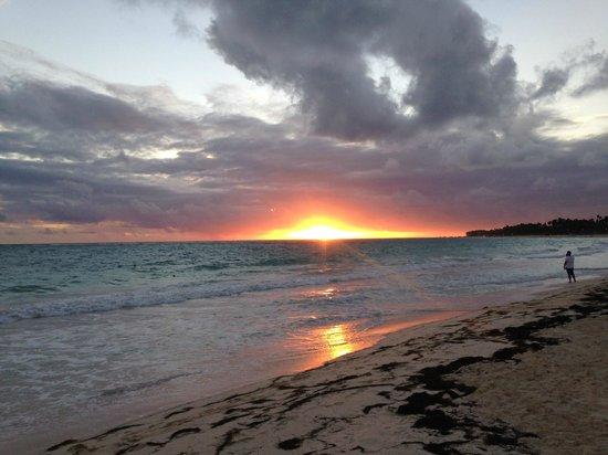 Caribe Club Princess Beach Resort & Spa : Nascer do Sol