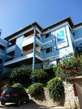 Bombinhas Praia Apart Hotel: Hotel