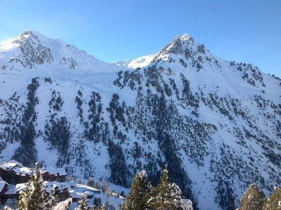 Chalet Koala : view from chalet