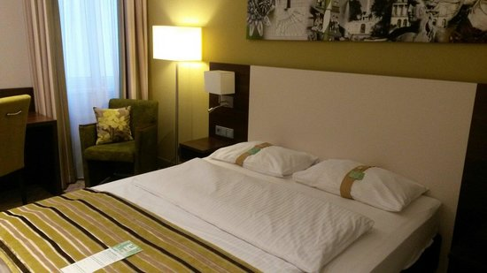 Holiday Inn Munich Unterhaching: Stanza