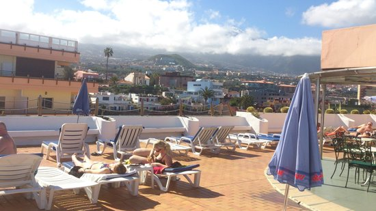 Hotel Trianflor : el teide