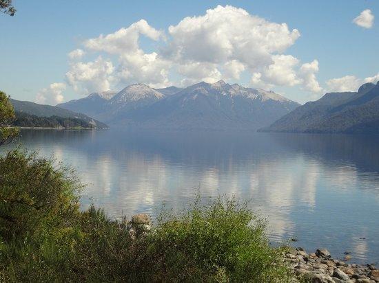 Mirador Lago Traful: Perfecto