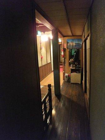 Nakasaya: 小代温泉旅館 中佐屋