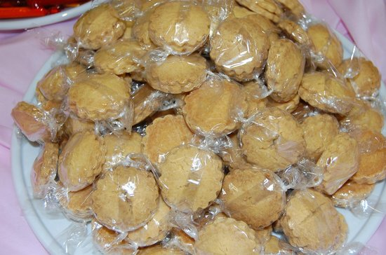 Masapudrida - traditional Ilocano pastry using kundol as palaman