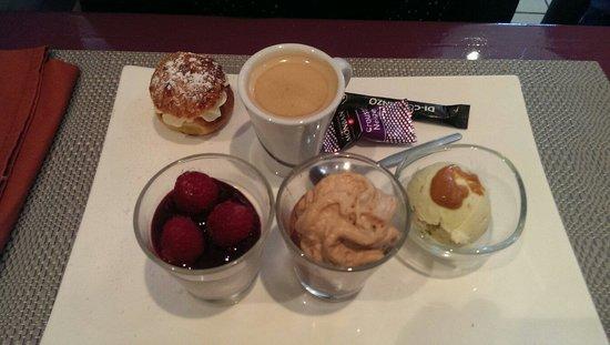 Carpe Diem : Café gourmand