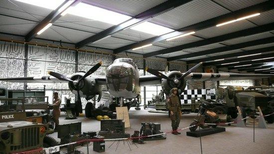 Overloon War Museum: Inside the Museum (2)
