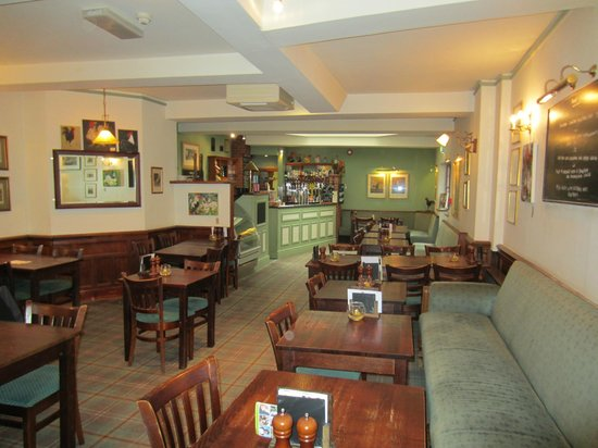 The Old Hall Hotel: mary's wine bar