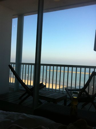 Sea Executive Suites: Fabulous view