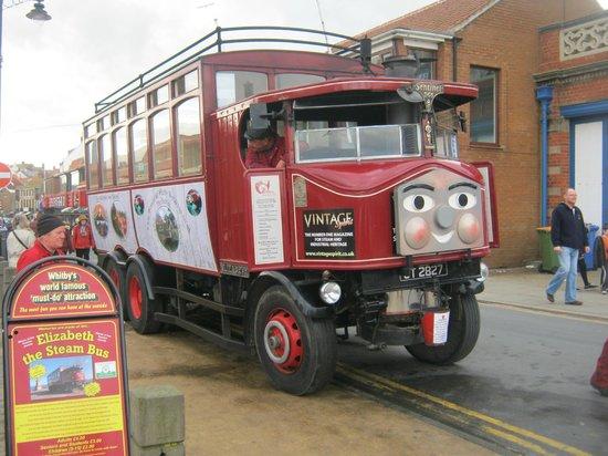 Whitby Steam Bus: Elizabeth
