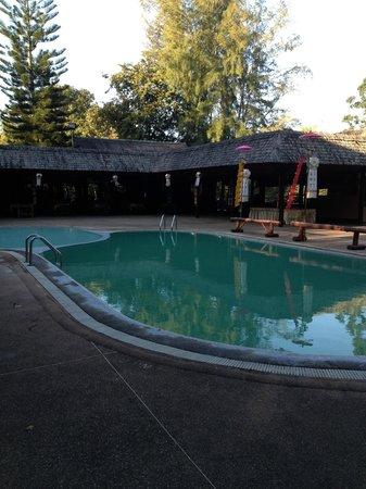 Royal Ping Garden & Resort: Very cold