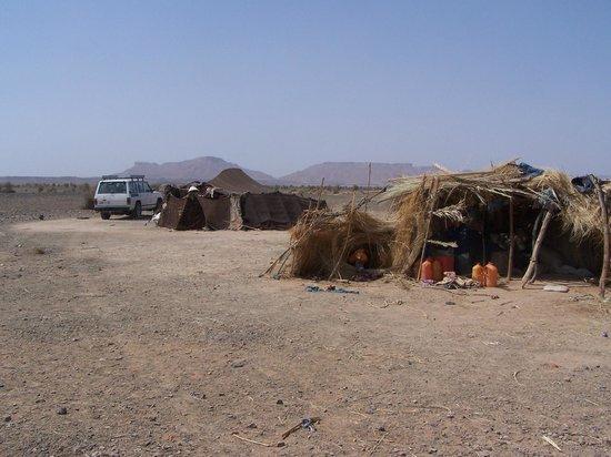 Itrane Sahara: L'environnement quelques Kms