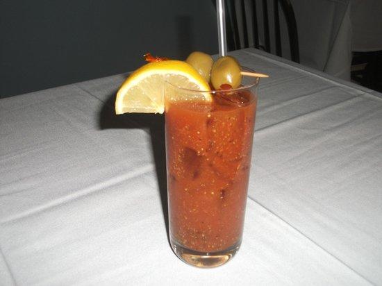 The Coplin Dinner House : Coplin Bloody Mary