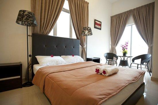 Seri Bayu Resort: Studio Suite