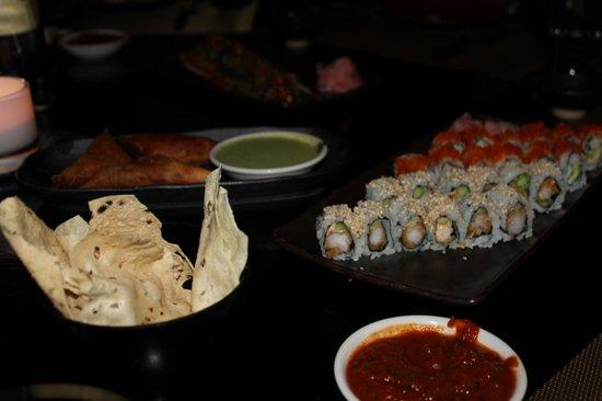 W Doha Hotel & Residences: Sushi
