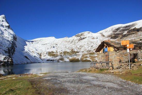 Grindelwald, Svizzera: Bachalpsee Lake