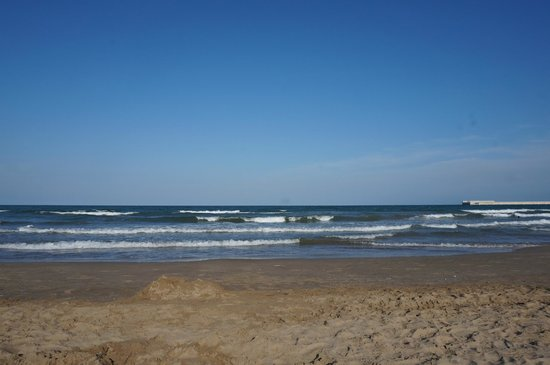 Hotel Sol Playa: Море